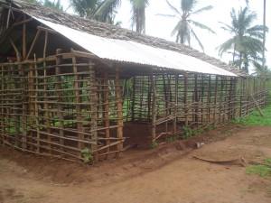 355 Mwembe Tsungu - Neue Schule